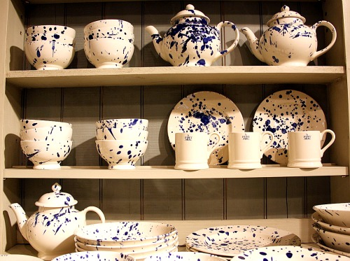 Spode Blue Room Collection Willow Reproductions Tea Bag