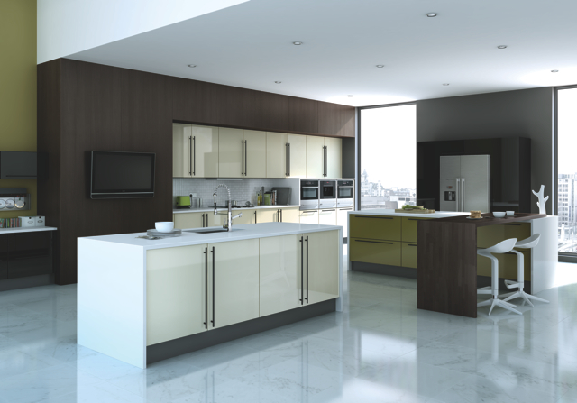 Ideal Home Kitchens