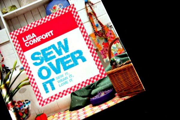 Sew over it Lisa Comfort cafe book
