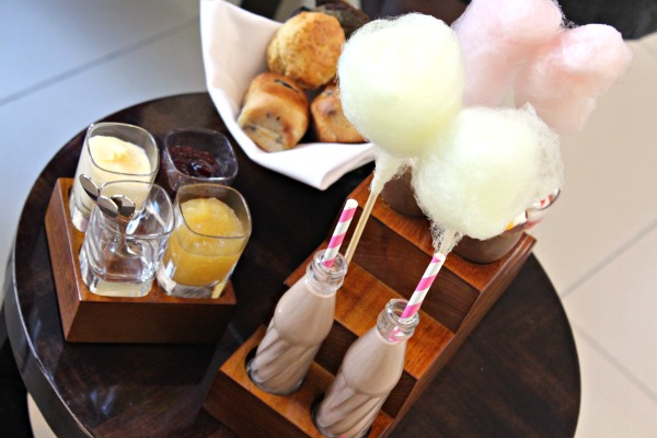 afternoon tea, London, One Aldwych, Charlie, cocktail, Charlie and the chocolate factory, smoking cocktail, chocolate, cherry, chocolate egg, cheesecake, candyfloss, caramel chocolate milk, brioche, Eton Mess, quiche