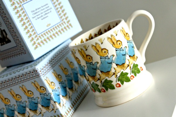 Emma Bridgewater - the Peter Rabbit collection