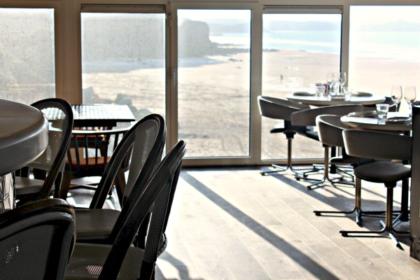 Restaurant Watergate Bay