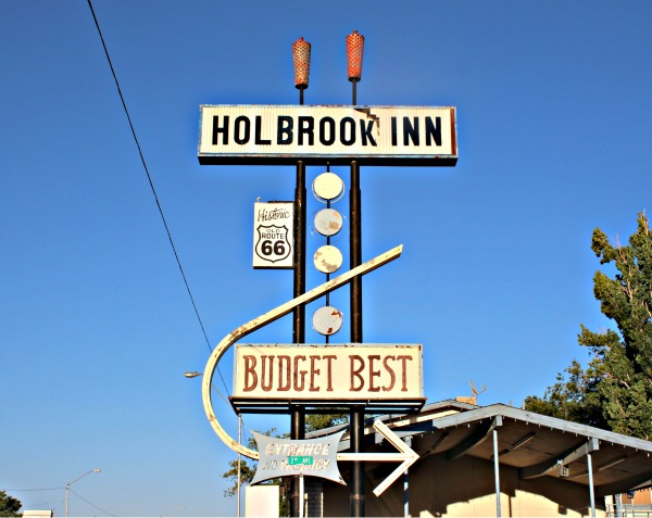 USA roadtrip - Holbrook2