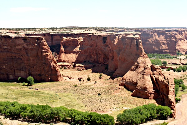 USA Roadtrip -  Canyon de Chelly