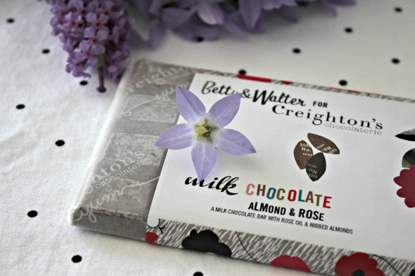 Betty and Walter meets Creighton's chocolate