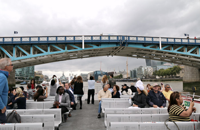Thames cruise London