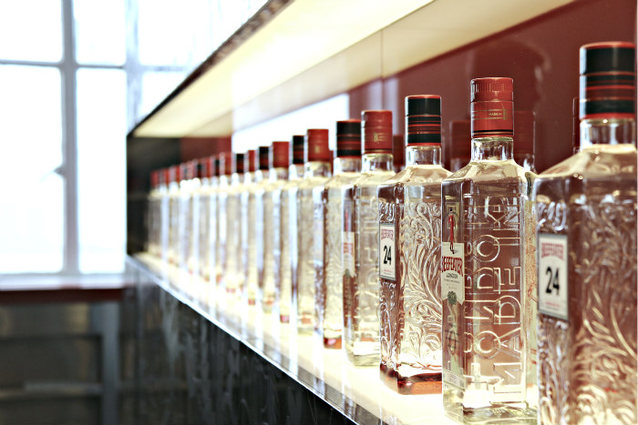 Beefeater's London Tonic Series