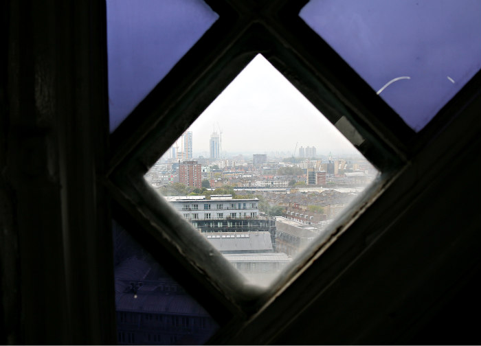 Inside the OXO Tower Londres London