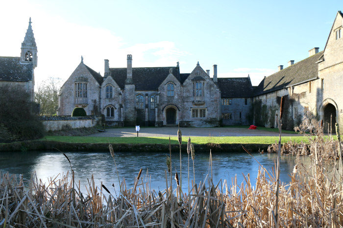 Great Chalfield Manor National Trust Wiltshire