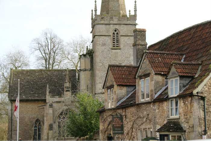Lacock National Trust Wiltshire