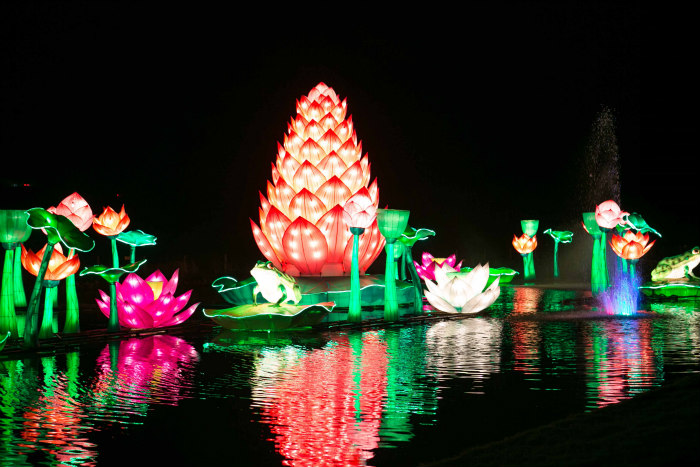 Magical Lantern Festival Chiswick