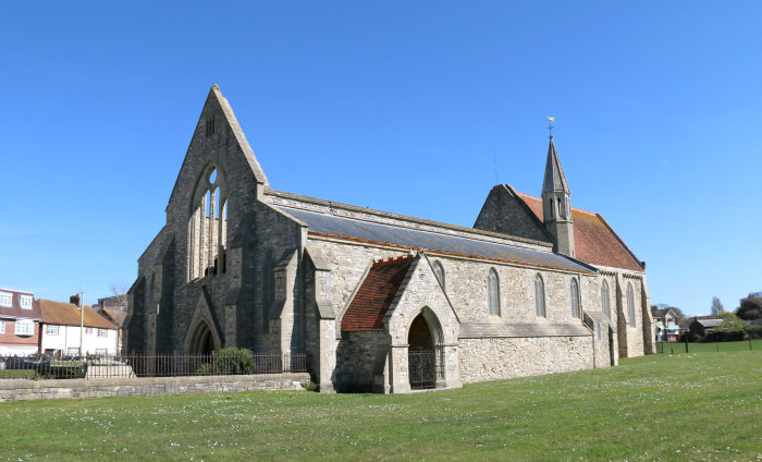 Portsmouth Royal Garrison Church 2