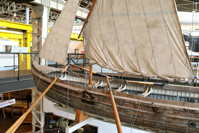 Portsmouth Historic dockyard Boatbuilding and Heritage Skills Centre 5