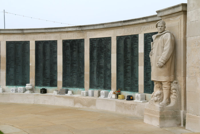 Southsea to Portsmouth seaside memorial