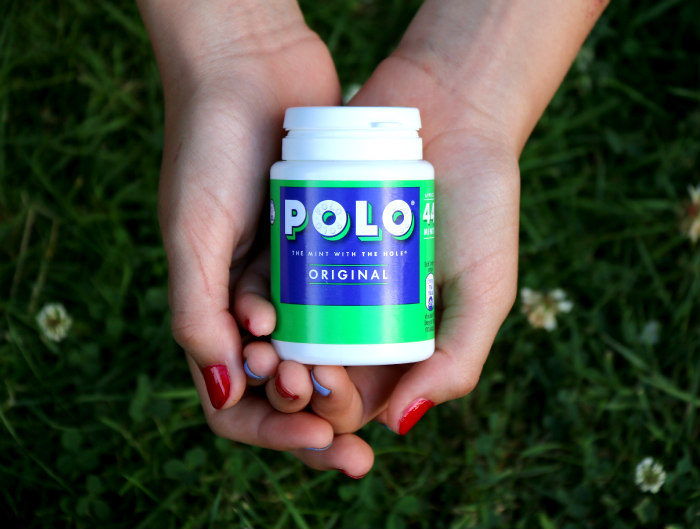 Polo the mint with the hole pot original festival trend