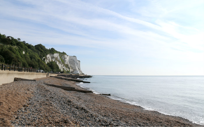 st margaret's bay beach kent