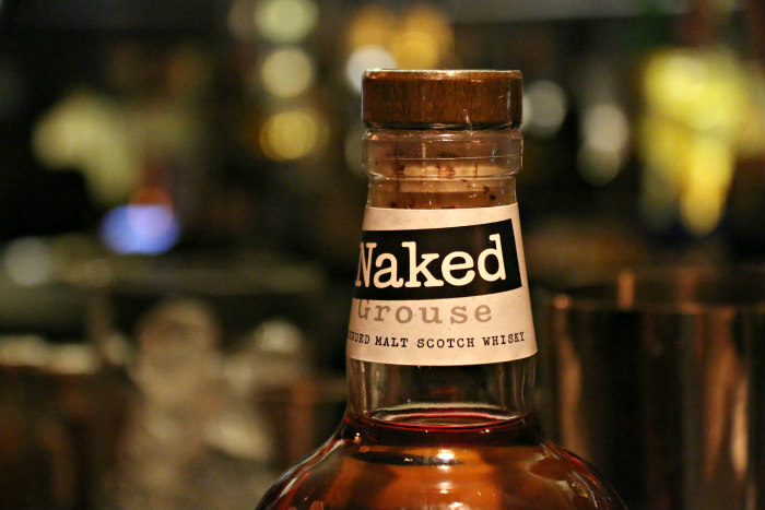 Naked Grouse Whisky Safari in London