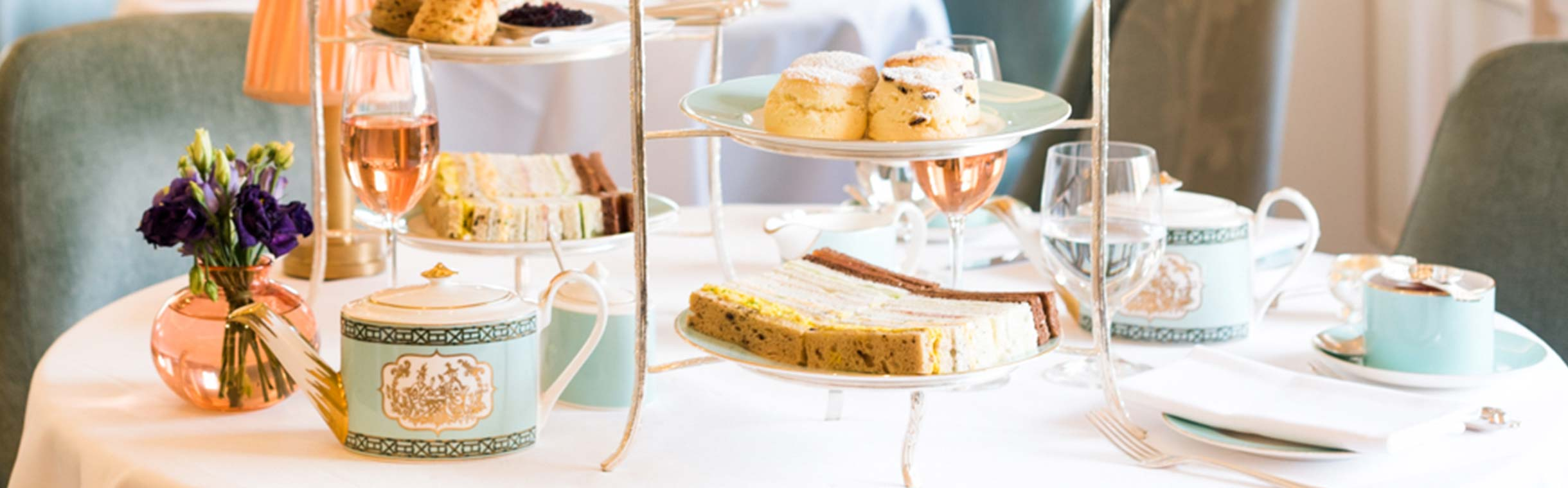 Fortnum & Mason's afternoon tea London