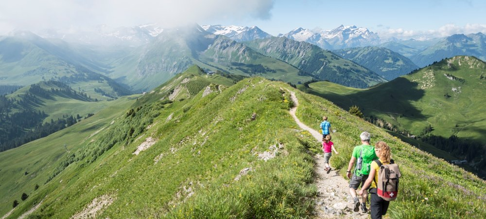 europe active holiday alps