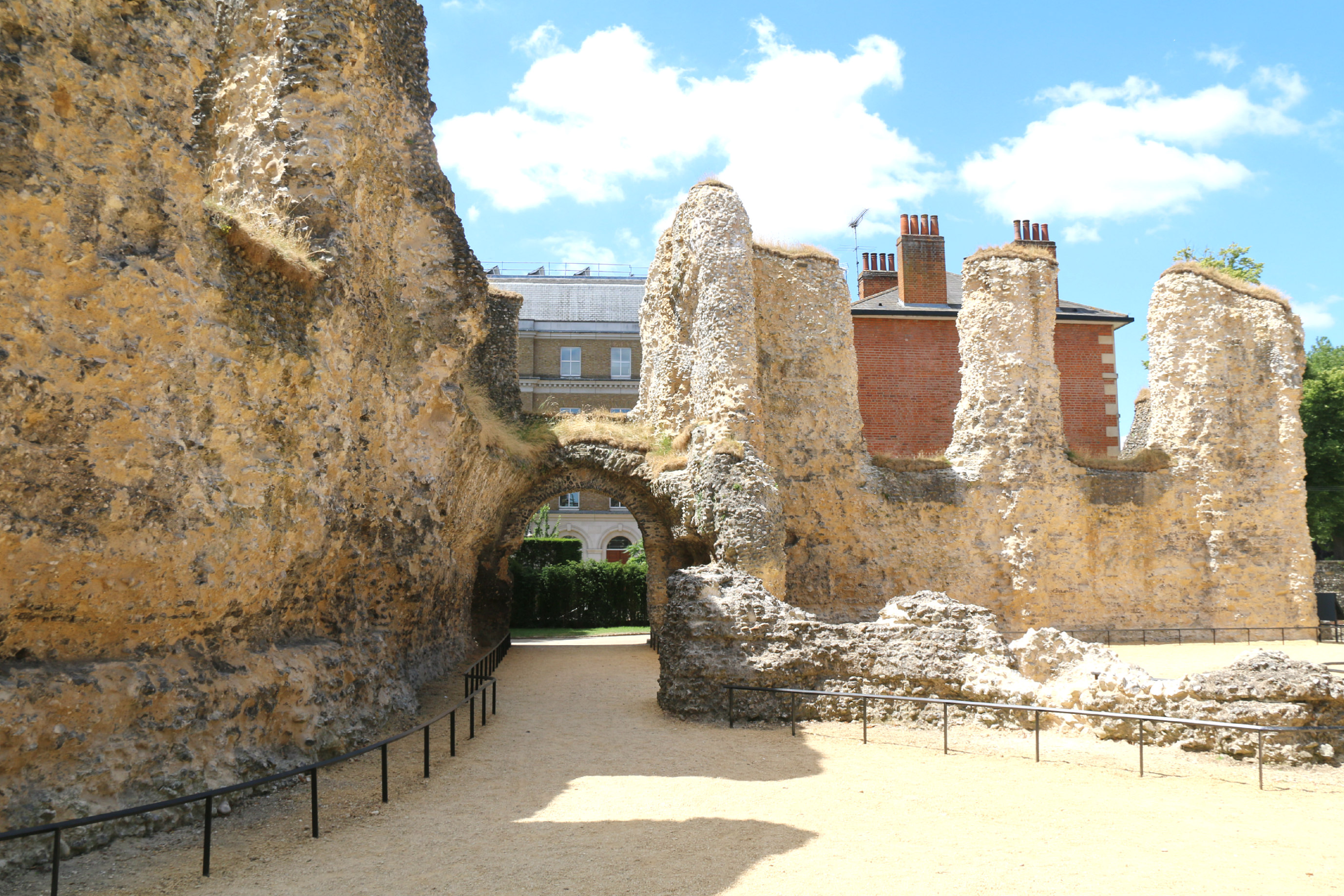Reading - abbey ruins 2
