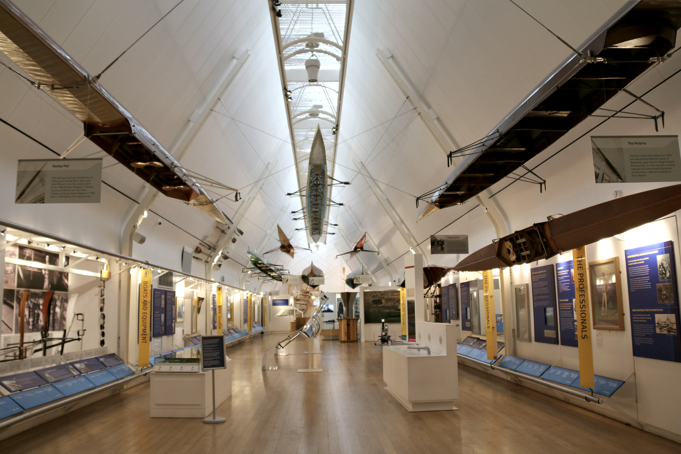 Henley-on-Thames River Rowing Museum