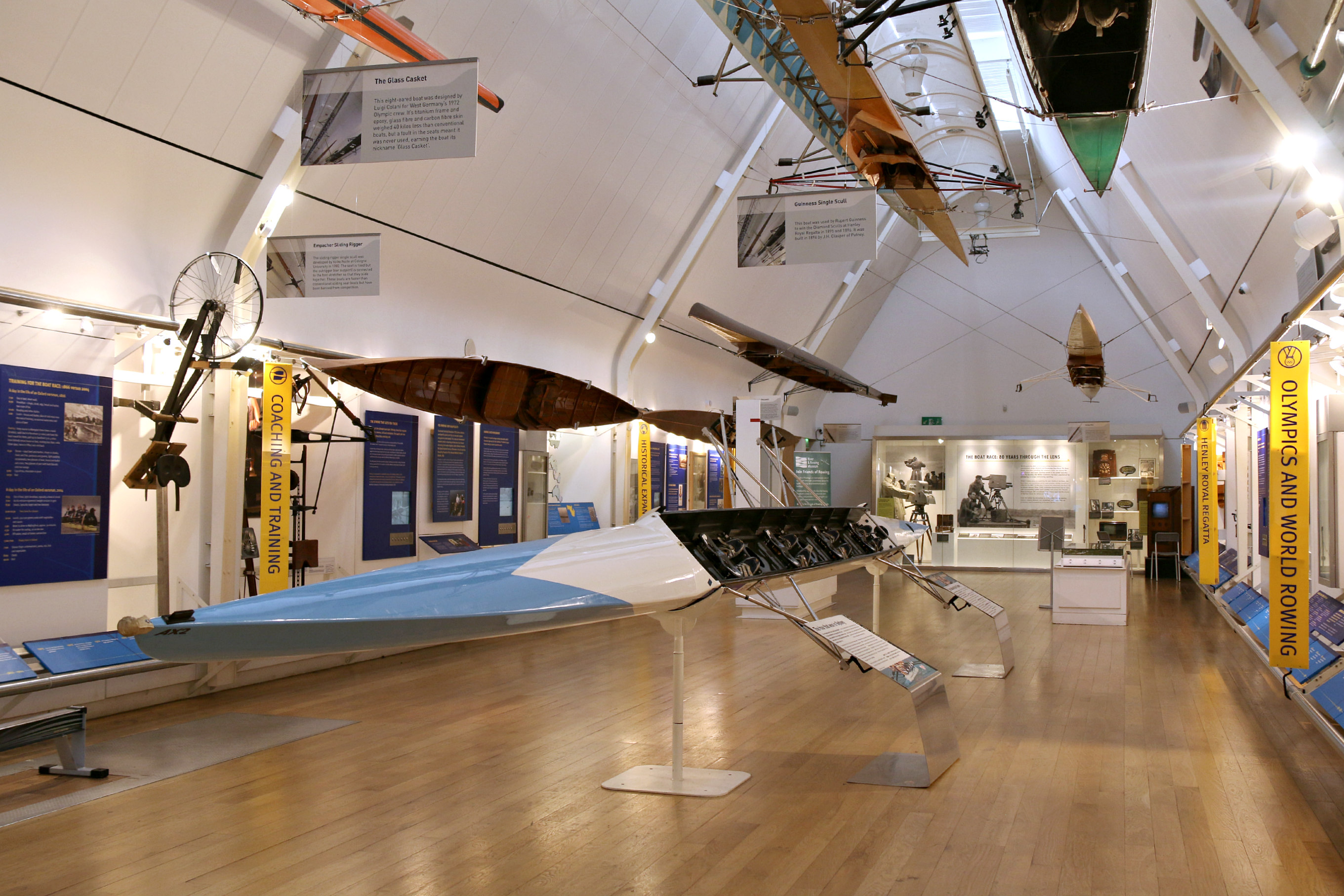 Henley-on-Thames River Rowing Museum 2