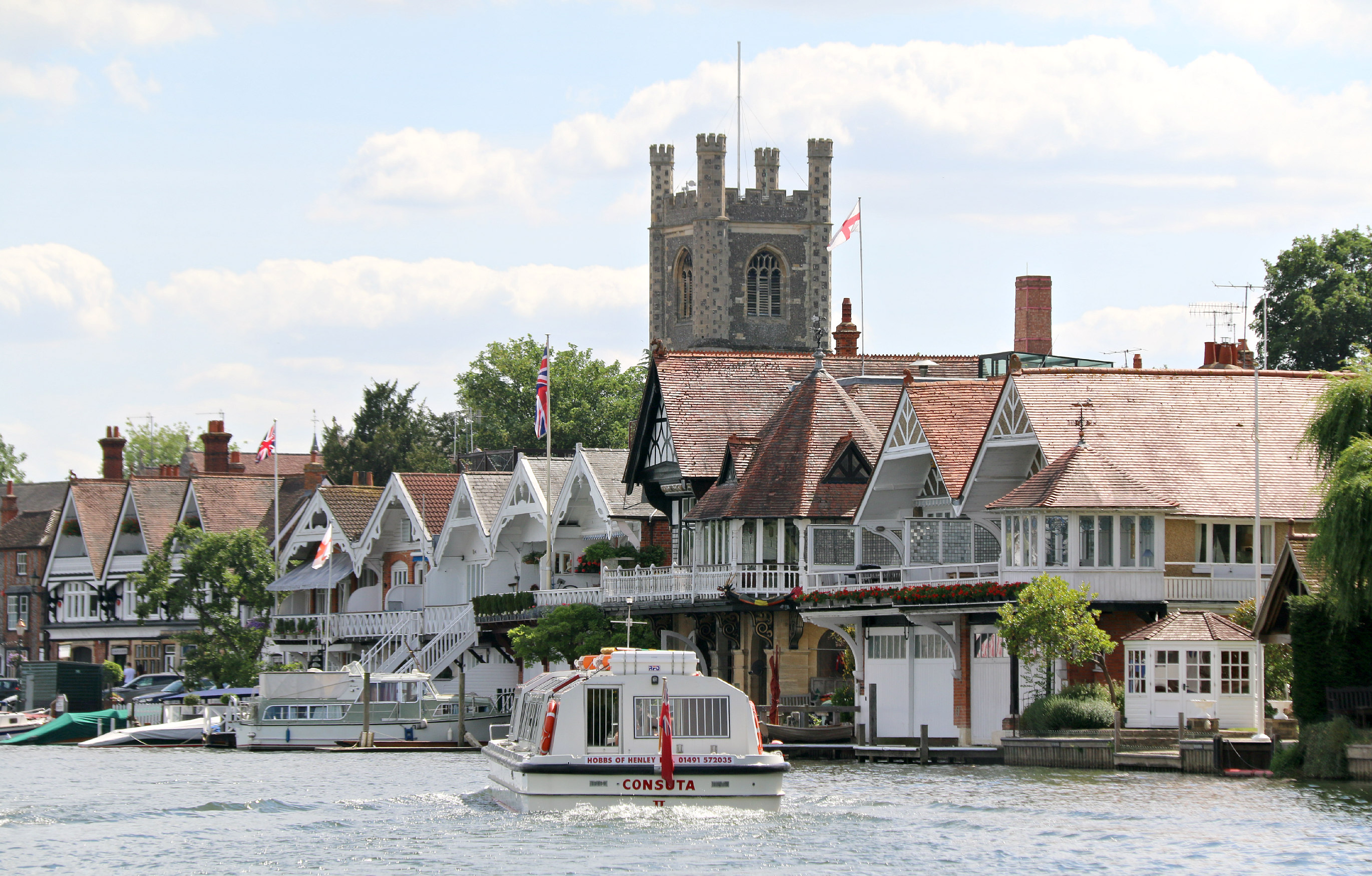Hobbs of Henley boat tour 20