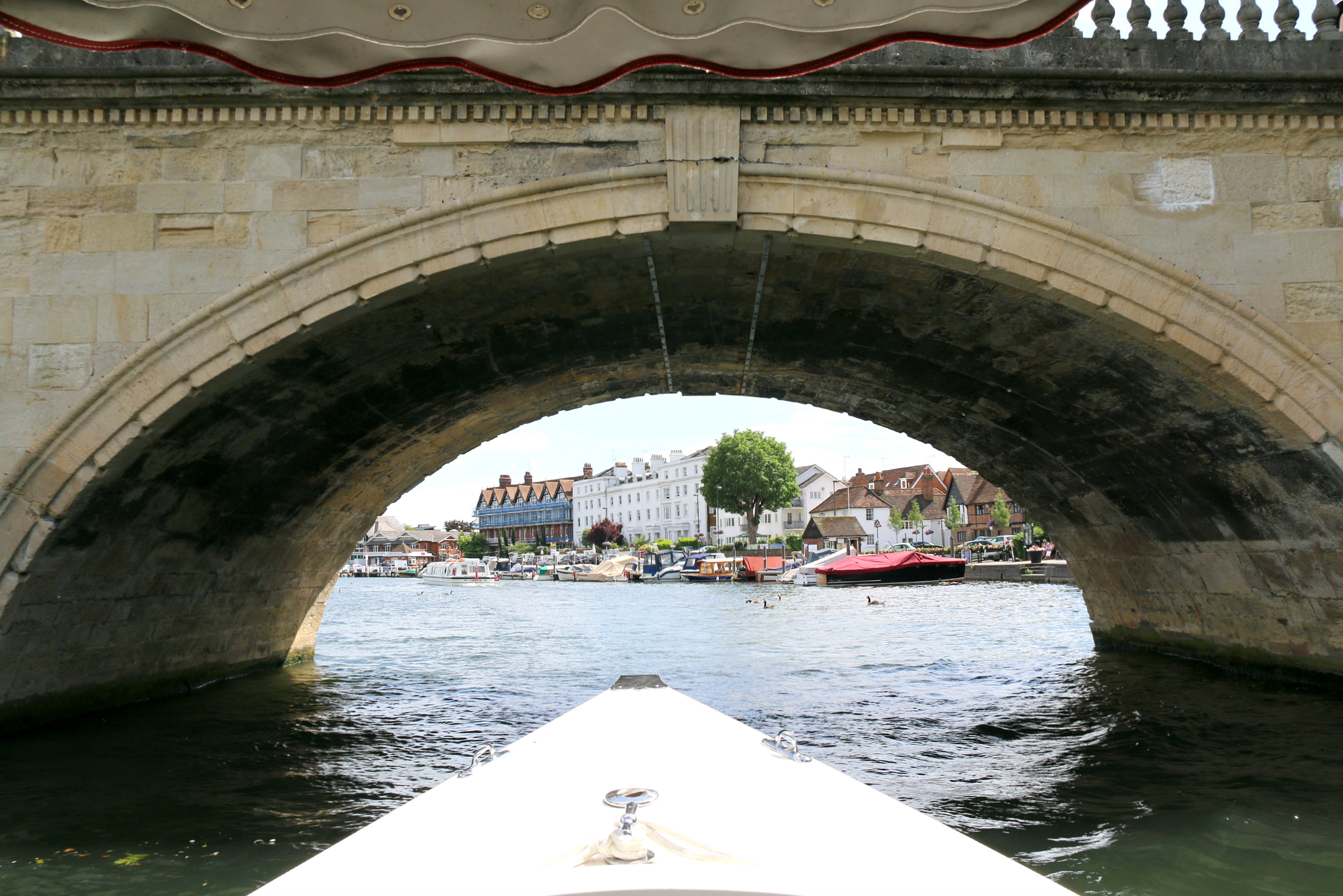 Hobbs of Henley boat tour 21