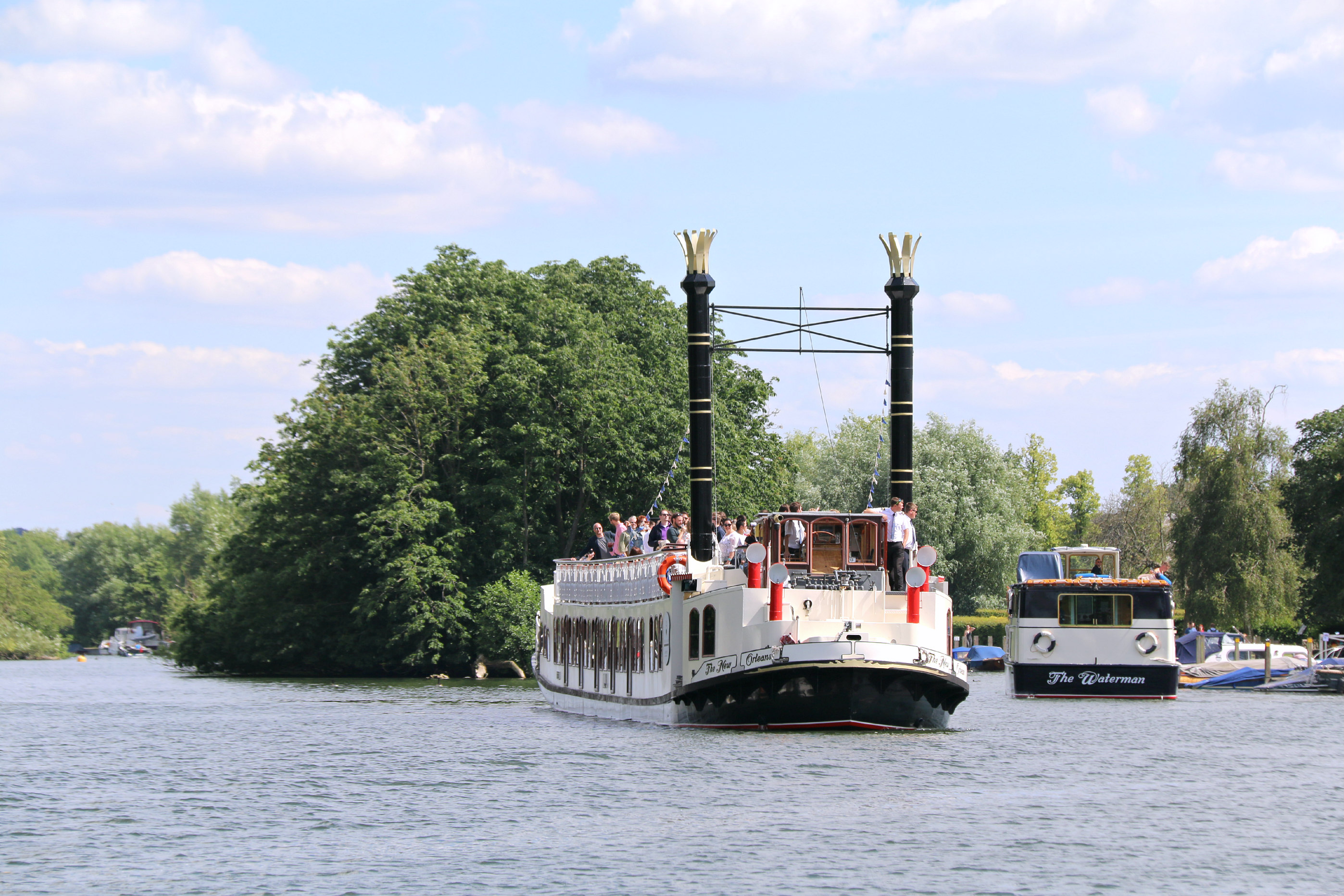 Hobbs of Henley boat tour 22