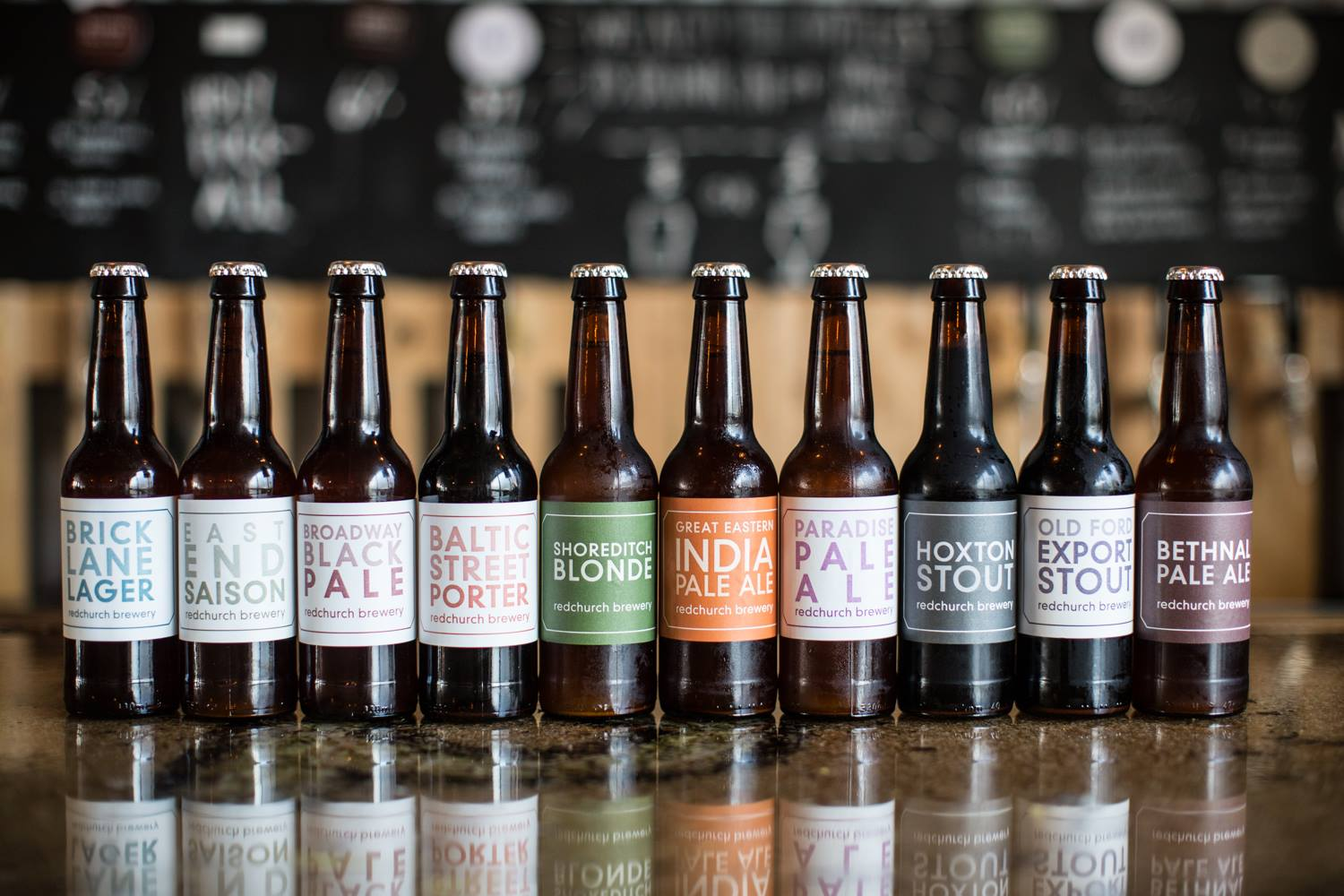 craft beer london redchurch brewery shoreditch