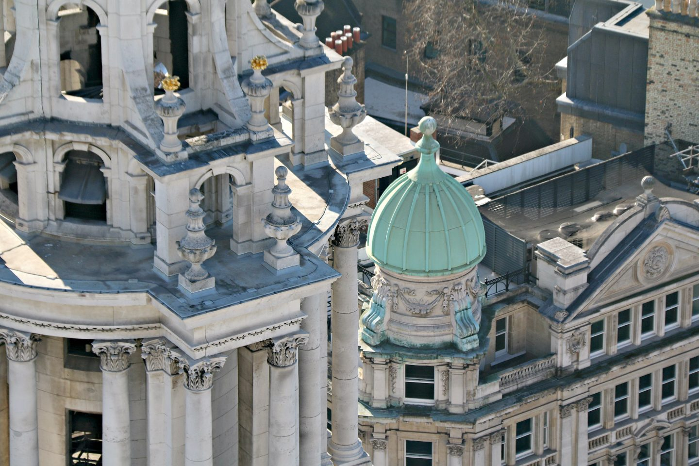 View  from Saint Paul's Cathedral 2
