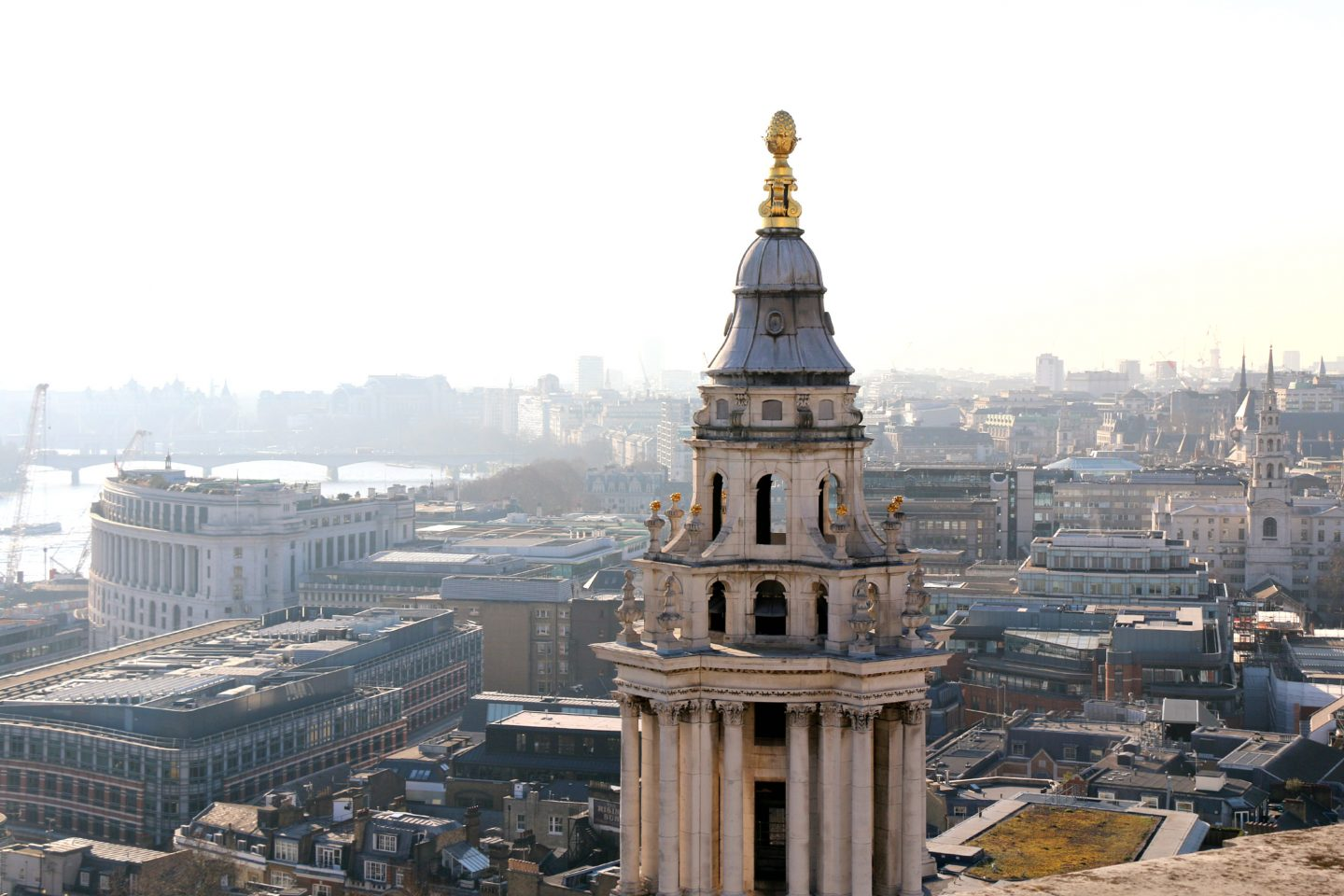 View  from Saint Paul's Cathedral 3