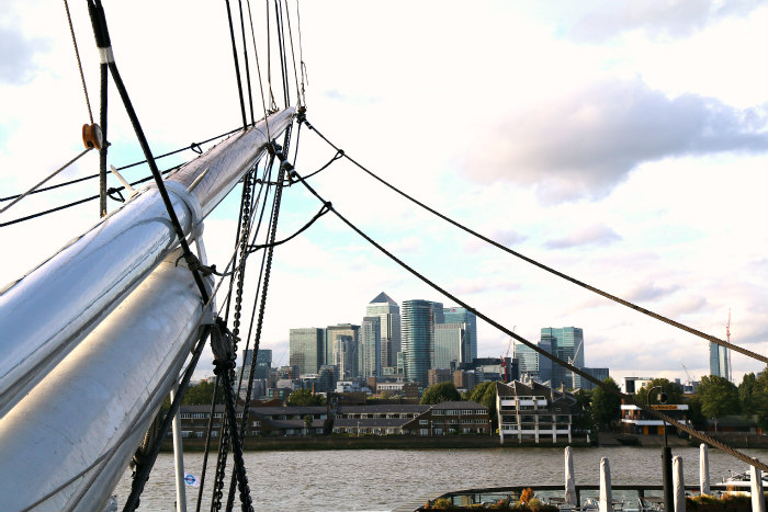 Greenwich cutty sark historic boat london