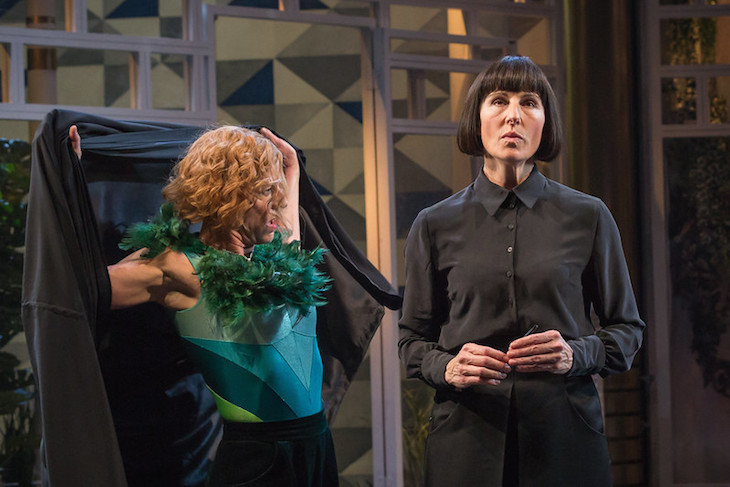 Twelfth Night, starring Tamsin Greig National Theatre streaming London