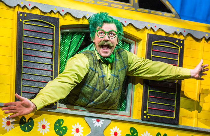 The Wind in the Willows the Musical stream online