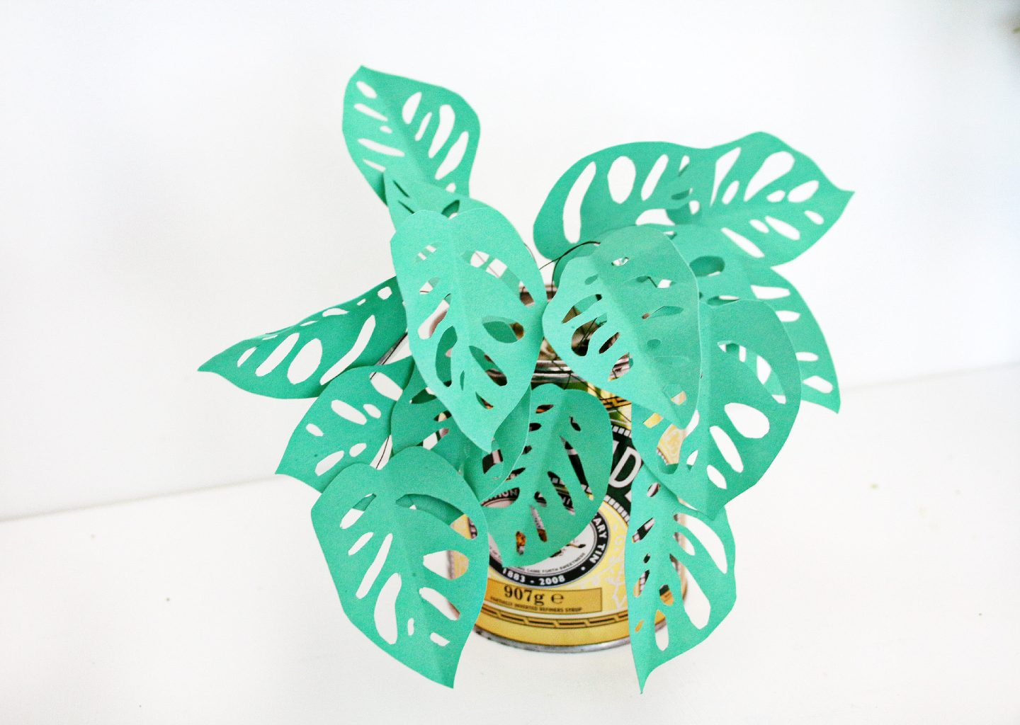 DIY make Your Own Paper Plant #WayfairDIY Together at home