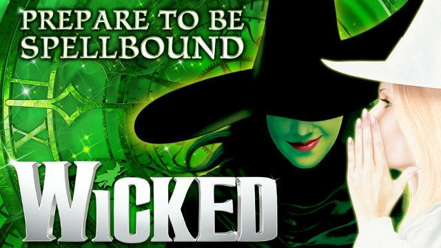 wicked london musical wizard of oz